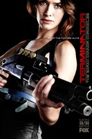Terminator: The Sarah Connor Chronicles - style AU Wall Poster
