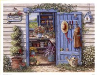 Welcome To My Garden Fine-Art Print