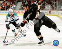 Ryan Getzlaf 2008-09 Home Action Fine-Art Print