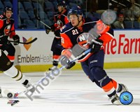 Kyle Okposo 2008-09 Home Action Fine-Art Print