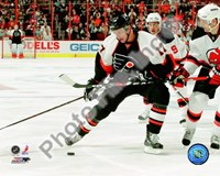 Jeff Carter 2008-09 Home Action Fine-Art Print