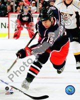 R.J. Umberger 2008-09 Home Action Fine-Art Print