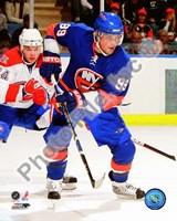 Mike Comrie 2008-09 3rd Jersey Fine-Art Print