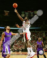 Greg Oden 2008-09 Action Fine-Art Print