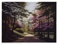 Lakeside Trail Fine-Art Print