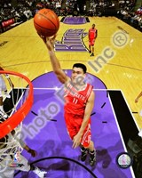 Yao Ming 2008-09 Action Fine-Art Print