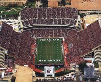 Kyle Field Texas A&M Aggies 2007 Fine-Art Print