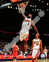 Stephen Jackson 2008-09 Action Fine-Art Print