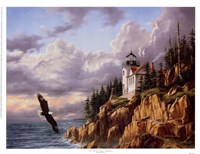 Bass Harbor Head Lighthouse Fine-Art Print
