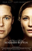 The Curious Case of Benjamin Button, c.2008 - style J Wall Poster