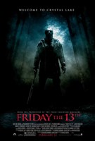 Friday the 13th, c.2009 - style C Wall Poster
