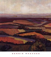 Tuscan Vista Fine-Art Print