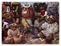 Teddy Bear Wear Fine-Art Print