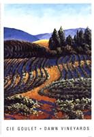 Dawn Vineyards Fine-Art Print