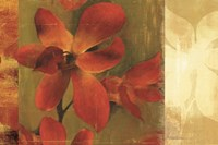 Crimson Garden Fine-Art Print