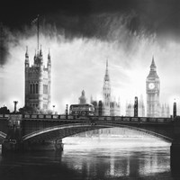 Victoria Tower Fine-Art Print