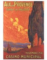 Aix En Provence Fine-Art Print