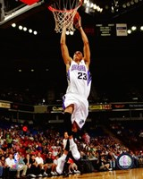 Kevin Martin 2008-09 Action Fine-Art Print