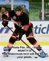 Patrick Kane 2008-09 NHL Winter Classic Action Fine-Art Print