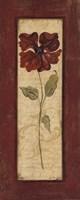 Crimson Petals II Fine-Art Print