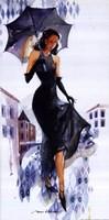Venice In The Rain Fine-Art Print