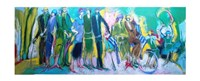 The Celebration in the Park Fine-Art Print