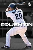 White Sox - Carlos Quentin - 09 Wall Poster