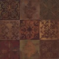 Barcelona Tiles II Fine-Art Print