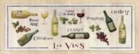 Les Vins Fine-Art Print