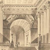 Portico Antico II Fine-Art Print