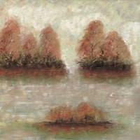 Tamarac Shores I Fine-Art Print