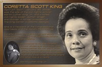 Famous Americans - Black History 1 Fine-Art Print