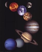 NASA - Solar System Fine-Art Print