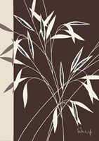 Whispering Bamboo I Fine-Art Print