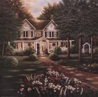Carolina Evening I Fine-Art Print