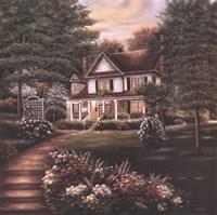 Carolina Evening II Fine-Art Print