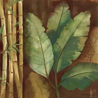 Bamboo & Palms I Fine-Art Print