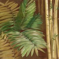 Bamboo & Palms II Fine-Art Print
