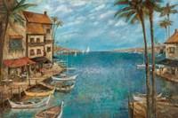 Mediterranean Splendor Fine-Art Print