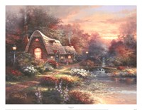 Country Quiet Fine-Art Print