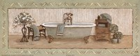 My Peaceful Bath I Fine-Art Print