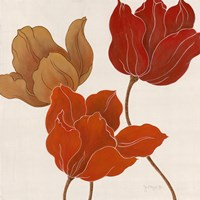 Austin's Tulips I Fine-Art Print