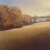 Distant Lake Fine-Art Print
