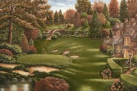 Country Club Landscape Fine-Art Print
