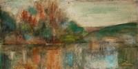 Renaissance River I Fine-Art Print