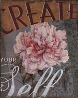 Create Yourself Fine-Art Print