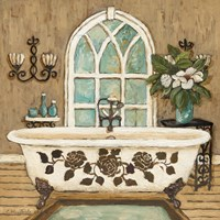 Country Bath Inn II Fine-Art Print
