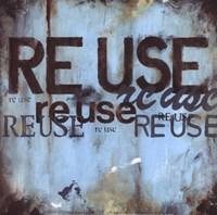 Reuse Fine-Art Print