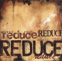 Reduce Fine-Art Print