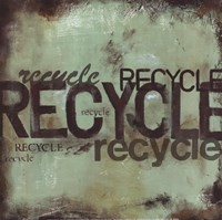 Recycle Fine-Art Print